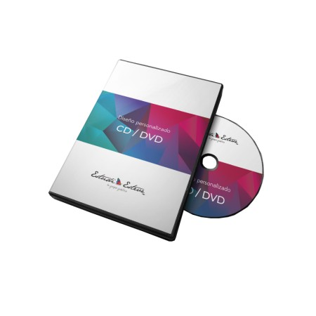 Impresion y duplicado de CD / DVD