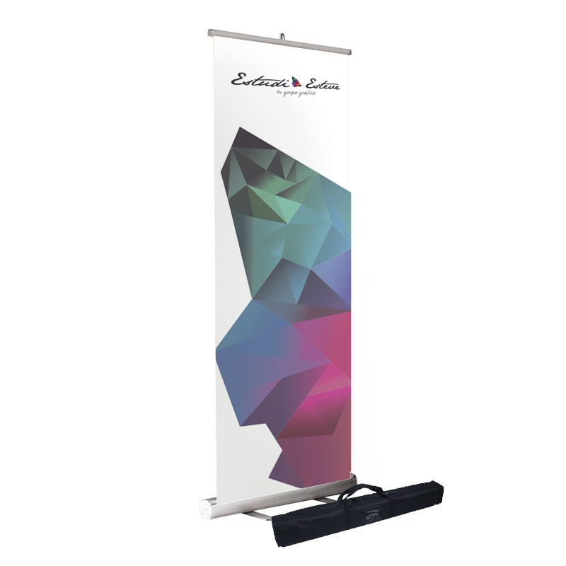 Roll up en Barcelona