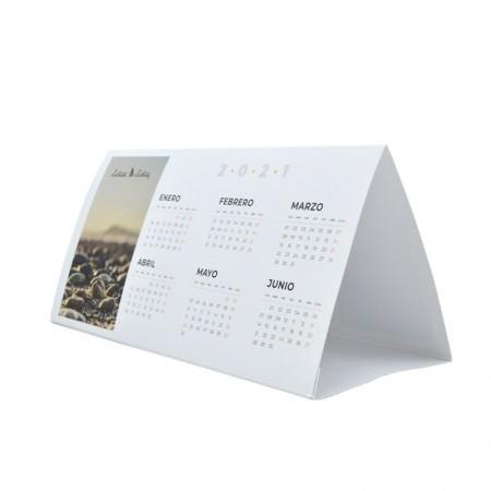 Calendarios escritorio 1 hoja
