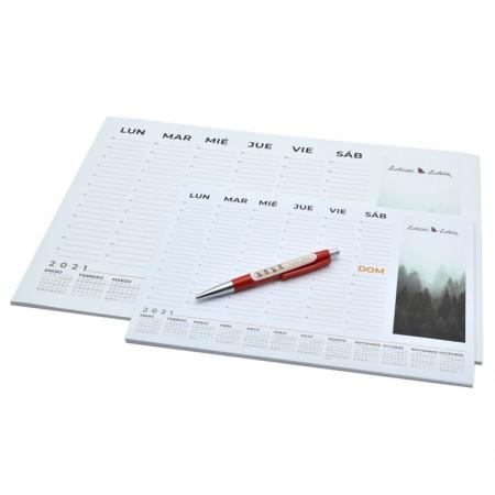 Calendarios planificadores