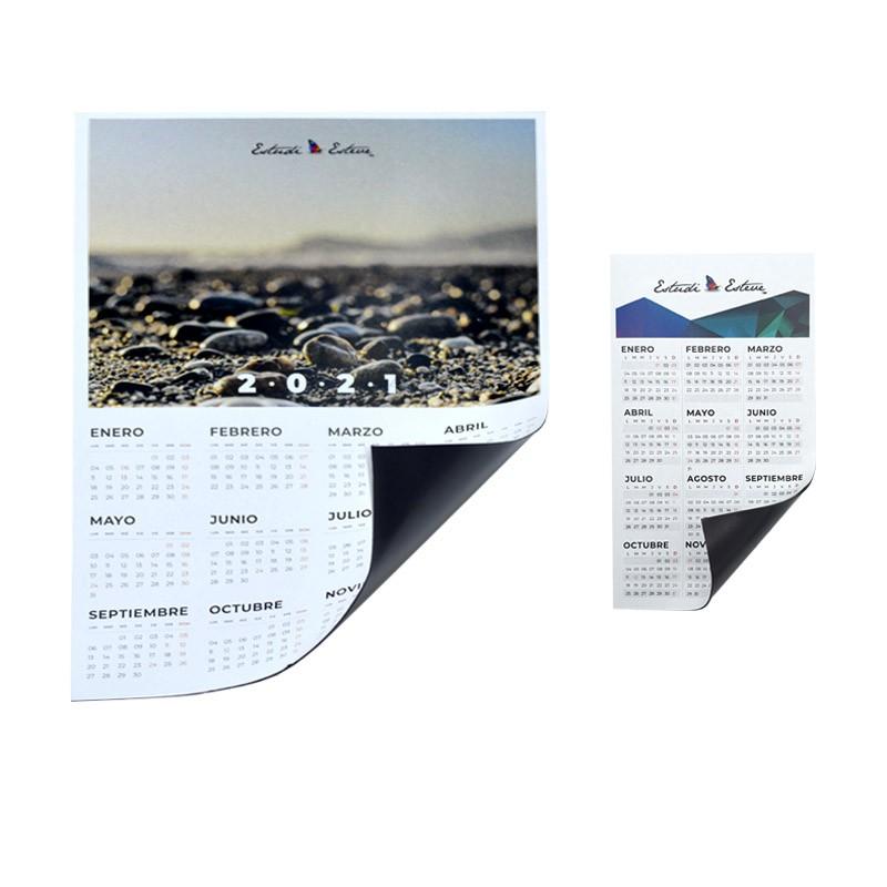 Calendarios de iman