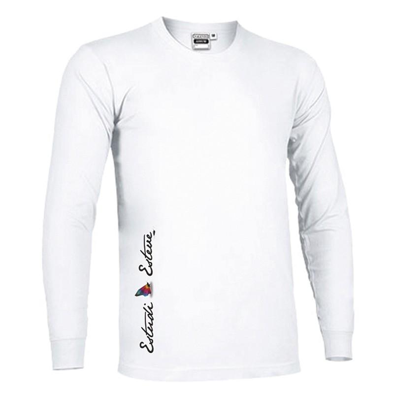 Camisetas hombre personalizadas manga larga